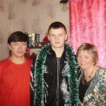 Псковская область, семья Никитенко