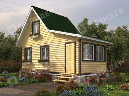 Каркасный дом К-7