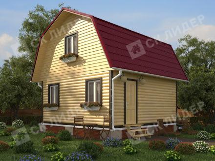 Каркасный дом К-19