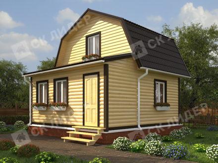 Каркасный дом К-12