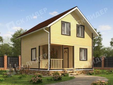 Каркасный дом К-23