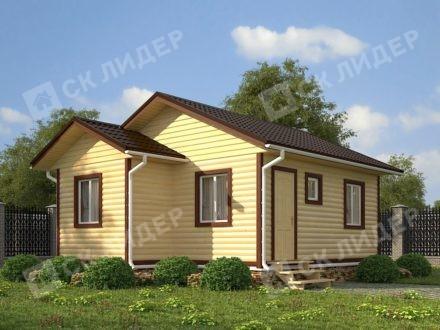 Каркасный дом К-26
