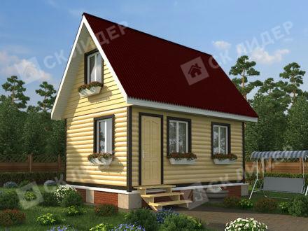 Каркасный дом К-4